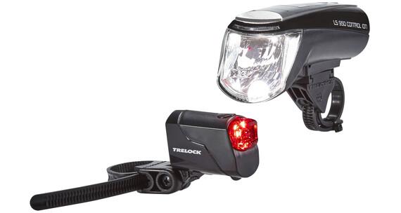 Trelock LS 950 CONTROL ION fietsverlichting zwart